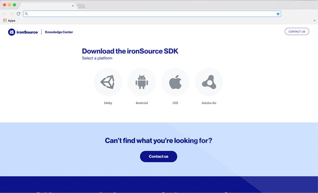 Download the SDK